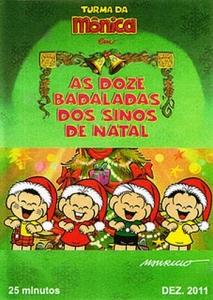 Assistir Turma Da Mônica: As Doze Badaladas dos Sinos de Natal Dublado Online HD