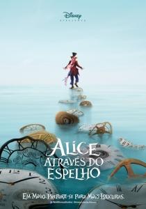 Assistir Alice Através do Espelho Dublado Online HD