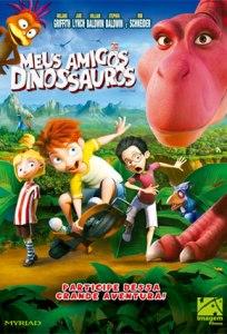Assistir Meus Amigos Dinossauros Dublado Online HD